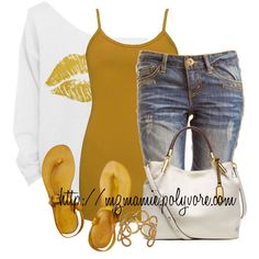 """""""Untitled #2450"""" by mzmamie on Polyvore"""