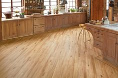 Karndean Vinyl Flooring - Da Vinci - Santi Limestone Compatible with underfloor heating. Karndean Vinyl Flooring, Vinyl Plank Flooring, Kitchen Flooring, Vinyl Planks, Wood Flooring, Flooring Companies, Flooring Options, Flooring Types, Luxury Vinyl Flooring