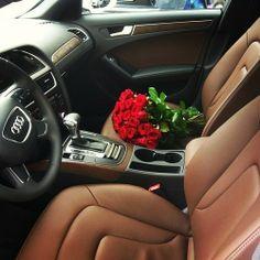 #Audi #Love #roses #gift #rose #romantic
