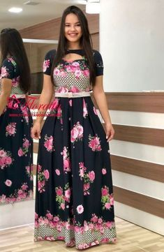 New dress indian skirt 37 Ideas Trendy Dresses, Simple Dresses, Casual Dresses, Cute Fashion, Modest Fashion, Fashion Dresses, Indian Skirt, Beautiful Summer Dresses, Maid Dress