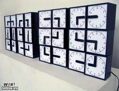 epic win photos - Clock Clock WIN