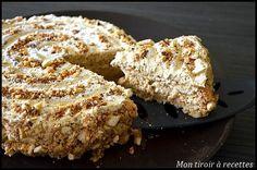 Mon tiroir à recettes - Blog de cuisine: Succès au praliné