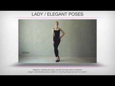 Posing tutorial - YouTube