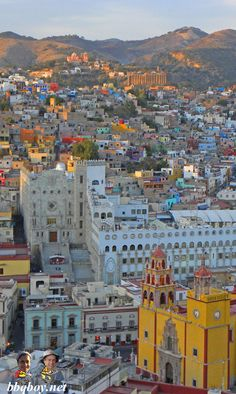 Incredible Guanajuato, Mexico. More Photos of this great town: http://bbqboy.net/visiting-beautiful-guanajuato-and-queretaro-mexico-and-how-to-lose-5-lbs-in-2-days/ #guanajuato #mexico