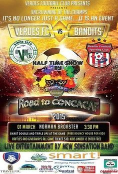 Road to CONCACAF Match