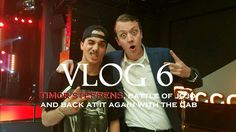 VLOG 6: exclusive interview with TIMOR STEFFENS / Dance clinic 2016