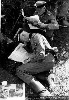 The Totenkopf division