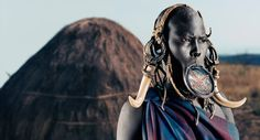 OMO Tribes by Sam BarkerArt and design inspiration from around the world – CreativeRoots