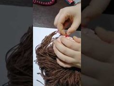 Amigurumi dudak yapimi - YouTube The Creator, Hair Styles, Youtube, Beauty, Amigurumi, Hair Plait Styles, Hair Makeup, Hairdos, Haircut Styles