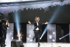 #egidioborri sul palco di #iconsofcolor per #wella #WCS2016