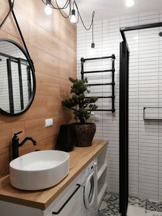 Small Room Design, Toilet Design, Bathroom Design Luxury, Bath Decor, Small Bathroom, Interior Inspiration, Interior Decorating, House Design, Bonsai Forest