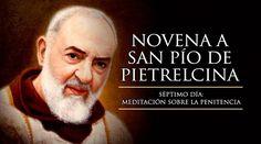 Séptimo día de la novena a San Pío de Pietrelcina