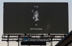 New Toronto billboard seems to herald the imminent arrival of Drake's Views From The 6