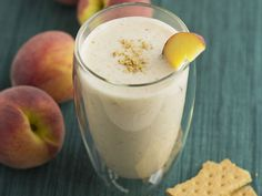 Did you know Silk® has a ton of tasty recipes, like  this one for Peach Cobbler Smoothie? http://silk.com/recipes/peach-cobbler-smoothie