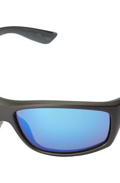 11069321f7 Costa Saltbreak 580 Mirror Glass (Black Blue Mirror 580 Glass Lens) Sport  Sunglasses