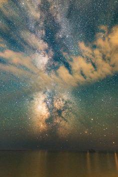 Milky Clouds ..... by George Karampotakis on 500px