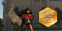 Why Goat Simulator is my GOTY 2014