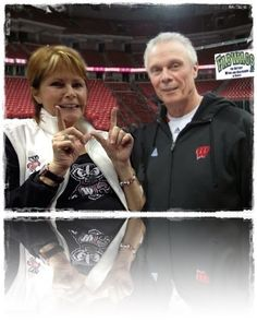 Welcome to FabWags.com. Wives and Girlfriends of today's top Athletes . We feed the hunger for sport's pop culture content, covering Football, Soccer, Baseball, Basketball, Tennis, UFC and Extreme Sports. Enjoy!!  Coach Bo Ryan has been coach for the Wisconsin Badgers for 13 years, meaning that all those years we have been watching …