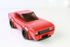 My Dodge Challenger as a Speed Champions car (with instruc… | Flickr