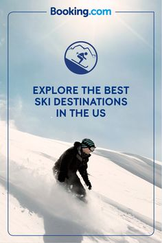 Make tracks to Booking.com. Find your powder heaven this ski season, whether you want to make first tracks in Aspen or prefer to cruise the forest trails of Steamboat Springs. From family-friendly Beaver Creek, to party-friendly Killington, there's a perfect skiing destination in America for everyone.