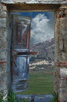 Open Happy Door ~ By: malikimran