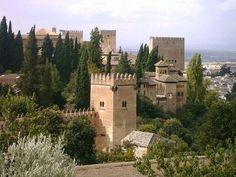 La Alhambra .Granada.