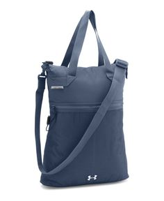 Under Armour Multi-Tasker Tote, Aurora Purple/Midnight Navy, One Size
