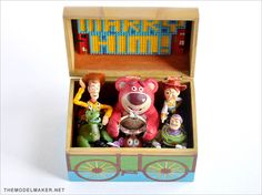 Toy Story Engagement Ring Box by ~artmik on deviantART