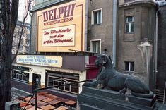 1986 Delphi Palast am Zoo in der Kantstrasse....