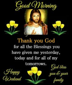 Good Morning Spiritual Images Good Morning With Jesus Oriza