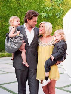 Tori, Dean, Liam and Stella