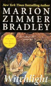 6€. Marion Zimmer Bradley: Witchlight