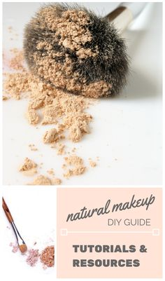 Looking to make your own all natural homemade makeup? Look no further than this page. Lots of great DIY tutorials including homemade foundation, eye shadow, shampoo, blush, bronzer, and more. It's a great resource for all your natural beauty needs.