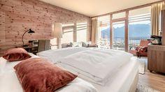 NIDUM Casual Luxury Hotel - Seefeld in Tirol - Olympiaregion Seefeld - Nordtirol Innsbruck, 5 Star Hotels, Luxury Lifestyle, Modern, Outdoor Living, Living Spaces, Bedroom, Casual, Furniture