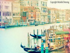 TITLE: Grand Canal SIZE: 8X10 or 11x14. Custom Sizes available contact seller for pricing PAPER: Archival photographic premium photo paper with a semi luster finish This is a picture I took of the Grand Canal in Venice. I have given the image an vintage effect which adds the charm and beauty of this image of Venice! ▲▲▲ click here to see my entire Italy Collection: https://www.etsy.com/shop/BelleLuneArts/search?search_query=Italy&order=date_desc&vi...