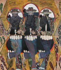 Tres Hombres, 2012 - Ryan Mosley