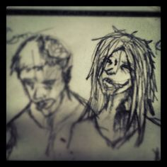 Try Doodling Zombies