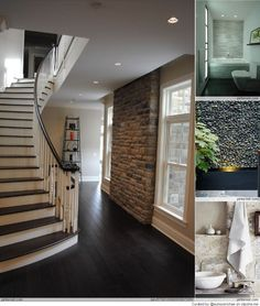 Stone Walls, Home Decor