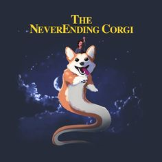 The Neverending Corgi Now on sale (only $14 for a... - Relwot Werdna