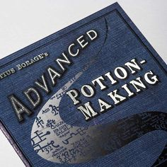 Advanced Potion-Making