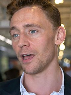 "Tom Hiddleston Interview on Only Lovers Left Alive | BFI https://www.youtube.com/watch?v=ncxxKj3OmwM """"We barely bare our fangs in this one and we don't sparkle and we don't speak with Hungarian accents."""