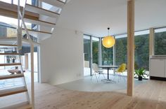 kamikatsu asahi municipal housing / hari architects #hariarchitects #architettura #japan #villa #legno