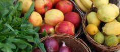 Os Benefícios das Frutas e Vegetais