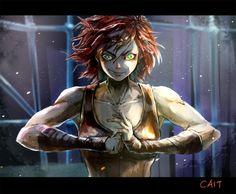 Cait (Fallout 4) by yaccom
