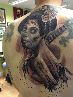 Show me pictures of zombie tattoos – Tattoo 2020 Zombie Pics, Zombie Pin Up, Cute Zombie, Zombie Art, Zombie Girl Tattoos, Badass Tattoos, Victorian Tattoo, Tattoo Nightmares, British Tattoo