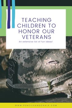 Fun activities and ideas to teach your students about Veterans Day Gifts For Veterans, Veterans Day, Fourth Grade, Second Grade, Fall Preschool Activities, How To Show Love, Teaching Kids, Your Child, Homeschooling