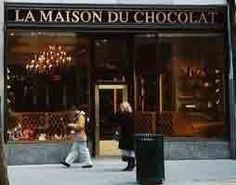 """La Maison du Chocolat - """"Creator"""" of legendary chocolates - Our Boutiques - New York - Rockefeller"""