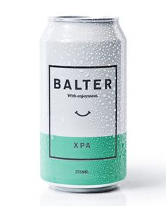 "Balter Brewing XPA The objective was ""a fully-hopped beer that's still easy to drink"". Balter has delivered in spades with its debut release, which is also one of the smartest looki..."