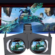 3D  Glasses Movie Game For Google Virtual Reality for All phone 4-6inch by nicelive on Etsy