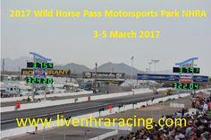 Wild Horse Pass Motorsports Park NHRA